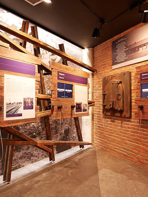 Macedonia Holocaust Memorial Museum