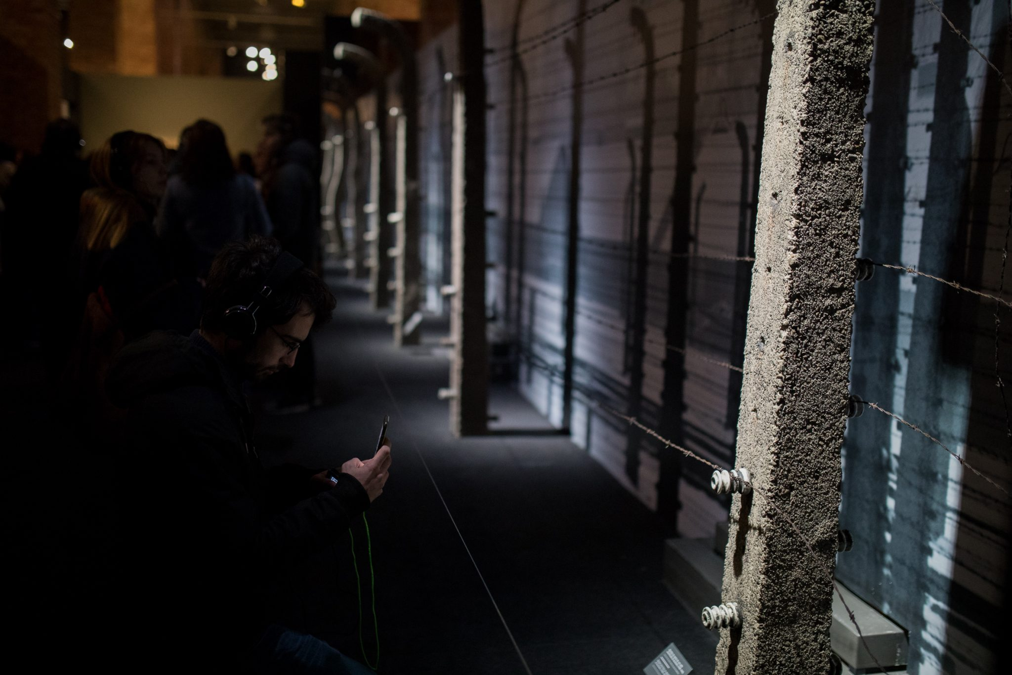 Auschwitz. Not long ago. Not far away - Traveling Exhibit