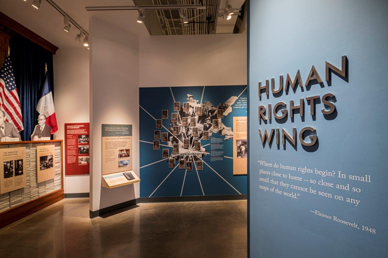 Human Rights Wing, Dallas Holocaust and Human Rights Museum